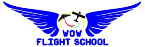 wow flights chool logo